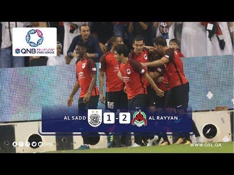 Al Sadd 1 - 2 Al Rayyan | week 6