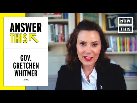 Michigan Gov. Whitmer on Trump: 'I'm Not Going to Be Bullied' | NowThis