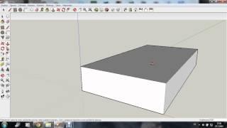 Google Sketchup 001 Pultová Střecha (shed Roof)