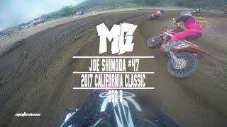 2017 California Classic Joe Shimoda Rails 250 B MotoChasin