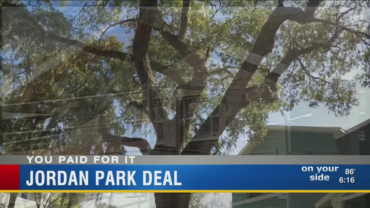 st. pete housing authority negotiates new jordan park deal - youtube