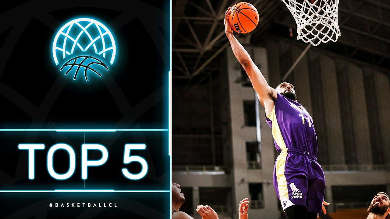 Top 5 Plays | Gameday 3