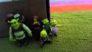 Dreamworks Shrek Music box Surprise