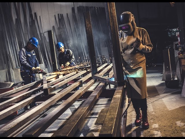 Occupational Video - Structural Steel and Plate Fitter