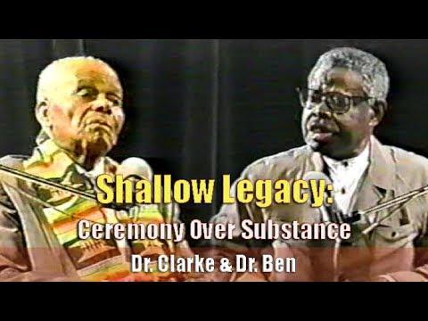 Dr. Clarke & Dr. Ben | Shallow Legacy: Ceremony Over Substance (16Sep94)
