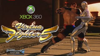 Virtua Fighter 5 playthrough (Xbox 360)