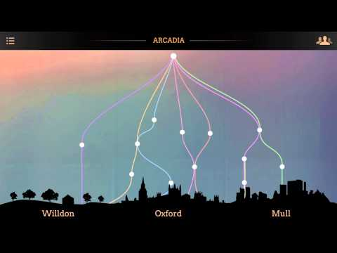 Arcadia by Iain Pears - The App
