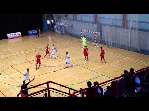 Gibraltar v Switzerland [Futsal] 2nd game