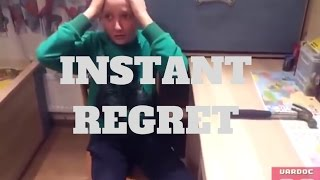 The Most Prime Examples Of Instant Regret - I CANT STOP WATCHING