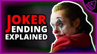 How Joker's Ending Could Tie Together the DC Cinematic Universe? (Nerdist News w/ Amy Vorpahl)