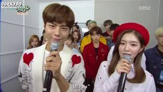 Video [INDO SUB] 160513 BTS (방탄소년단) Backstage Interview at Music Bank download MP3, 3GP, MP4, WEBM, AVI, FLV Oktober 2019