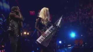 Lady Gaga,HD, Bad Romance, Just Dance , live,iHeartRadio Music Festival 2011, HD 1080p