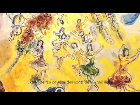 """Philharmonie : l'exposition """"Chagall, le triomphe de la musique"""" vue par le pianiste Mikhail Rudy"""