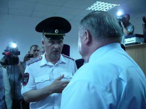 Александр Коршунов и Александр Козлов о центре фиксации