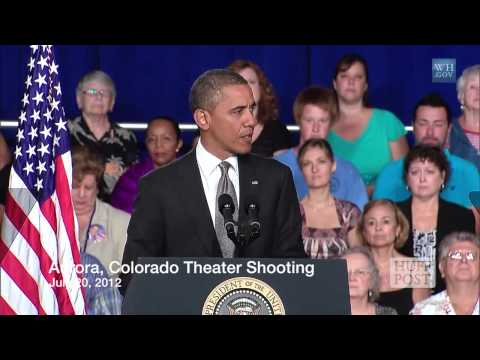 President Obama Has Spoken On Mass Shootings Over A Dozen Times Since 2009