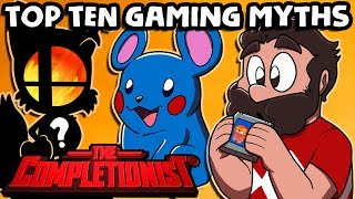 Top 10 Gaming Myths | The Completionist