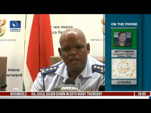 Network Africa: Update On O.R Tambo Airport Heist