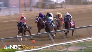 Skipat Stakes 2021 (FULL RACE) | NBC Sports screenshot 2