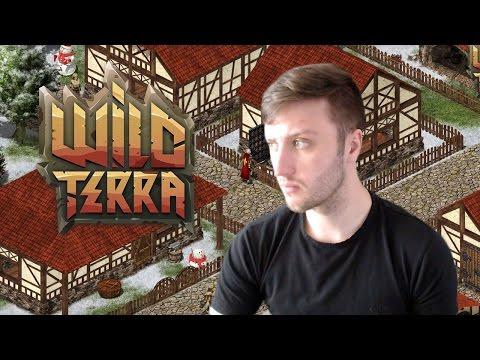 WILD TERRA – Let's Play / Let's Try Wild Terra – Wild Terra Gameplay