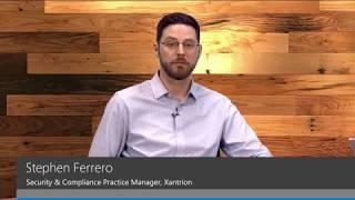 Client Testimonial - Stephen Ferrero from Xantrion