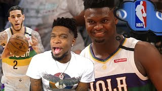 Zion is ALREADY ROTY! Portland Trail Blazers vs New Orleans Pelicans Full Game Highlights