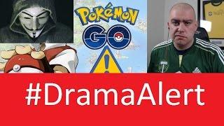 Pokemon Go Update Disaster #DramaAlert Bateson87 vs Carrick_fan