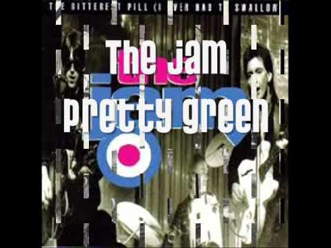 The Jam - Pretty Green