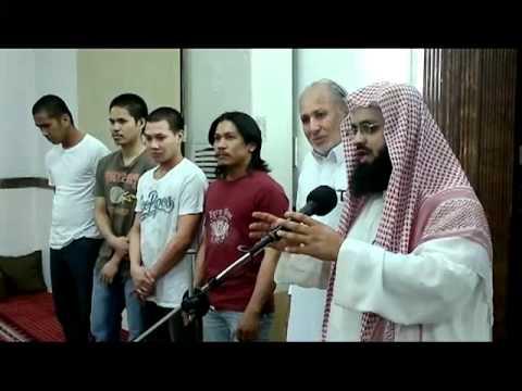 جمال أبو مرعي مسجد لطيفة riyadh cable new moslem jamal abu marie