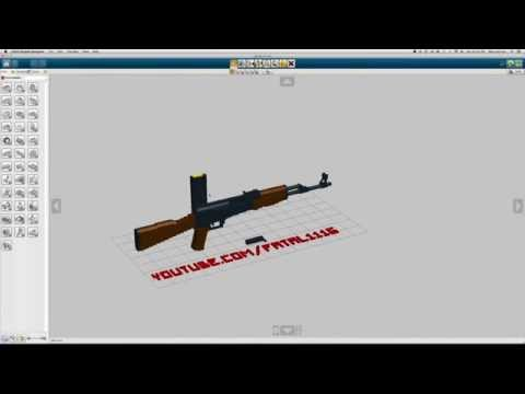 Lego Ak 47 Full Instructions Check Description