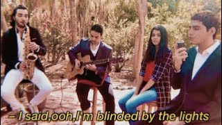 Blinding Lights-The Weeknd (Acoustic Version)