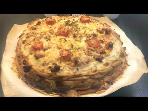 🤩👌tuto-crêpes-viande-haché-fromage-un-délice-(rif)👏🏻👏🏻