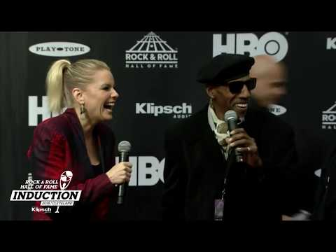 Rock & Roll Hall of Fame Red Carpet Live - Part 1