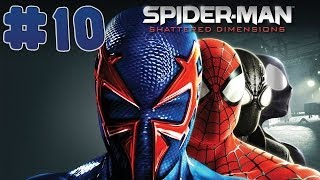 Spider-Man: Shattered Dimensions - Walkthrough - Part 10 - Juggernaut (PC) [HD]