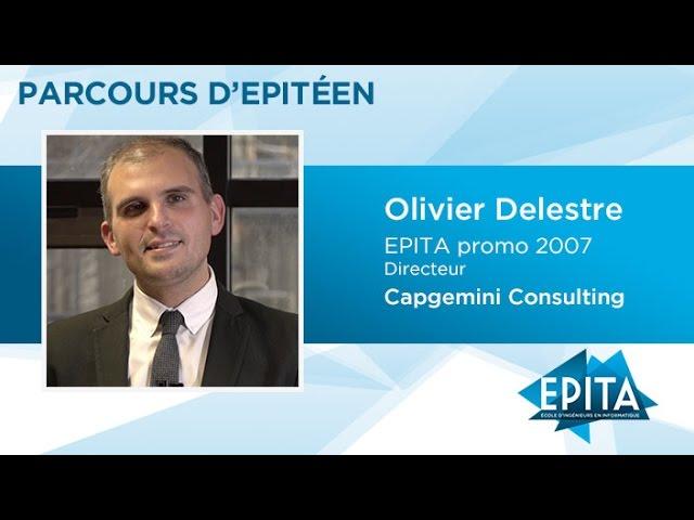 Parcours d'Epitéen - Olivier Delestre (promo 2007) - Capgemini Consulting