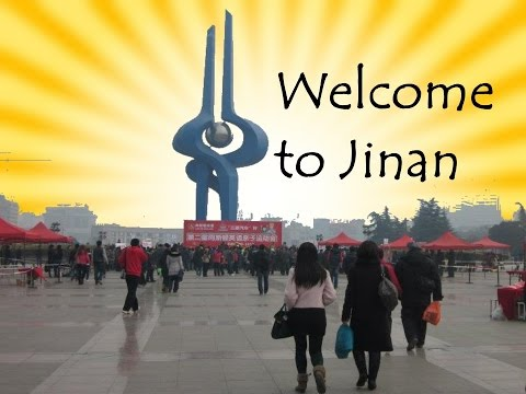 Welcome to Jinan