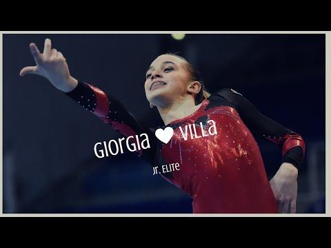 Giorgia Villa - Jr. Elite Gymnast (Italy)