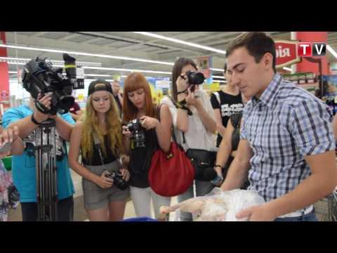 ПН TV: В николаевской «Таврии В» провели ревизию – изъяли две тележки «просрочки»
