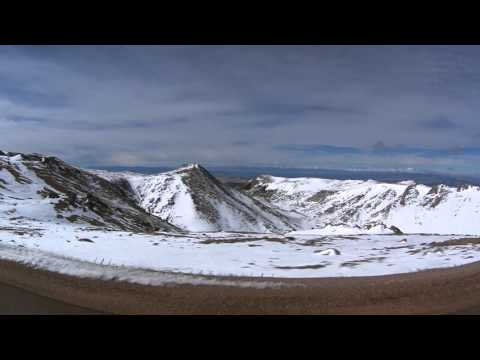Colorado: Traveling to the Heavens on Pikes Peak Highway
