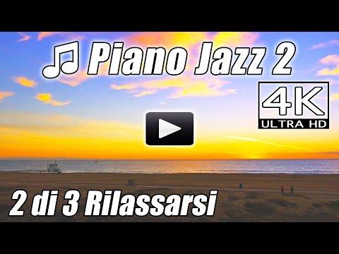 Piano bar jazz musica rilassante canzoni romantiche di salotto sfondo strumentale facile ascolto 4K