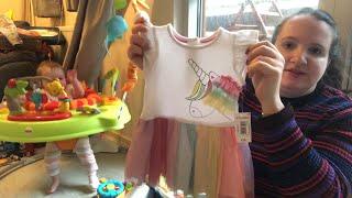 Matalan shopping haul   Summer baby clothes  9-12 months