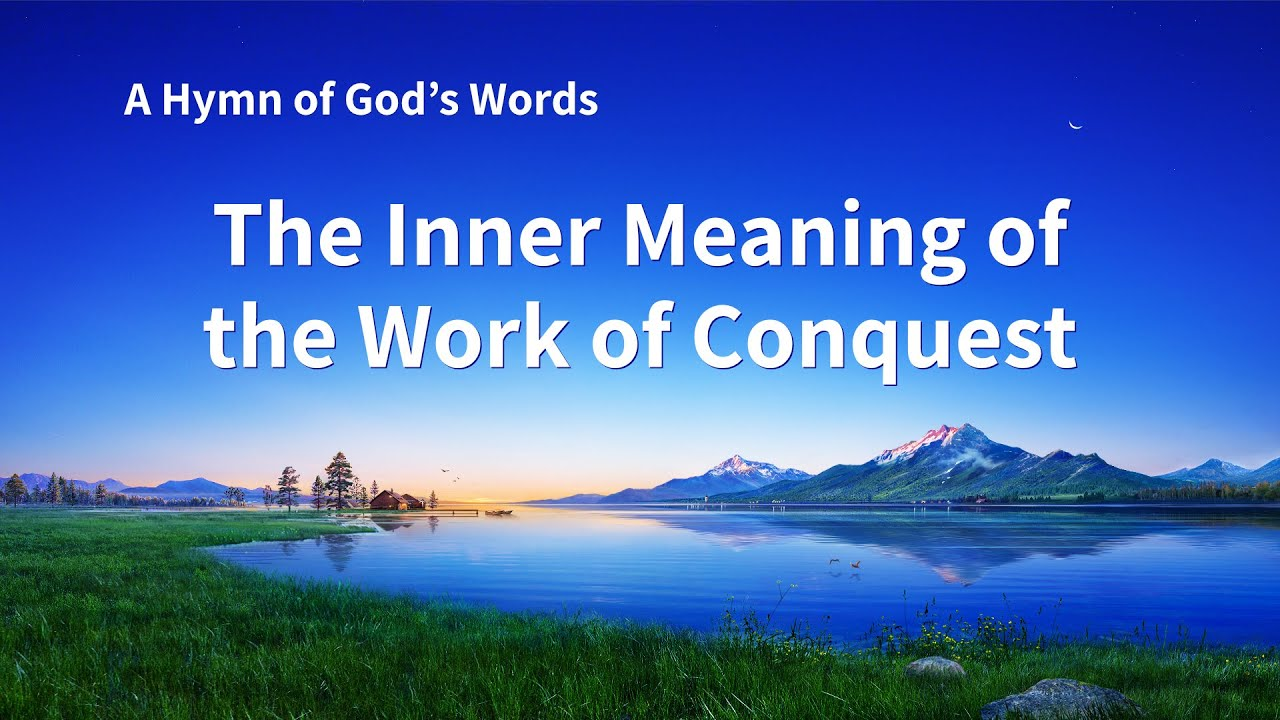 """""""The Inner Meaning of the Work of Conquest"""" 
