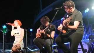 PARAHOY!: Paramore - Franklin Live 3/9/14