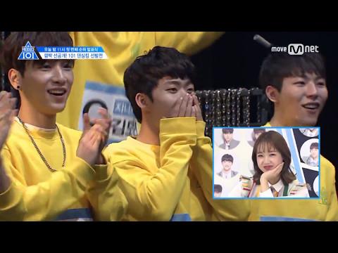 [ENG SUB] Produce 101 Season 2 | Battle 'Dancing King' with Yoo Jung and Do Yeon