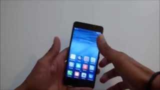 Análisis del smartphone Innjoo One
