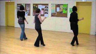 MEAN - line dance  - Magali Chabret