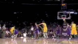 Kobe Bryant hits game winner! [VIDEO 3] 1/1/10 - Lakers vs Kings January 1st NEW YEARS DAY
