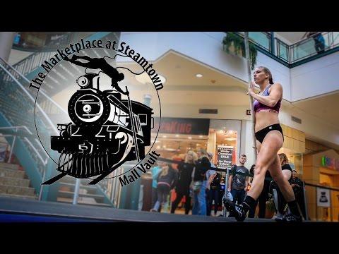 Marketplace at Steamtown Mall Vault | Team Hoot Pole vault