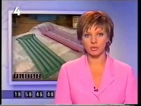 18.08.2003 Dziennik Flesz. Krystyna Czubówna Neostrada TP S.A.