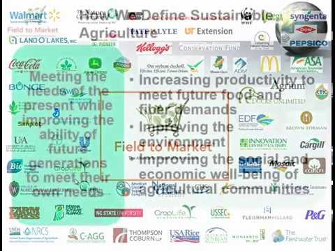 The Science of Sustainability: Adapting Agriculture