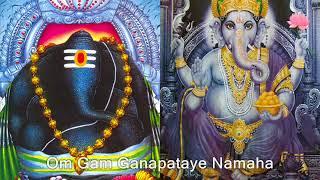 Om Gam Ganapataye Namaha (108 times) - Ganesha Maha Mantra
